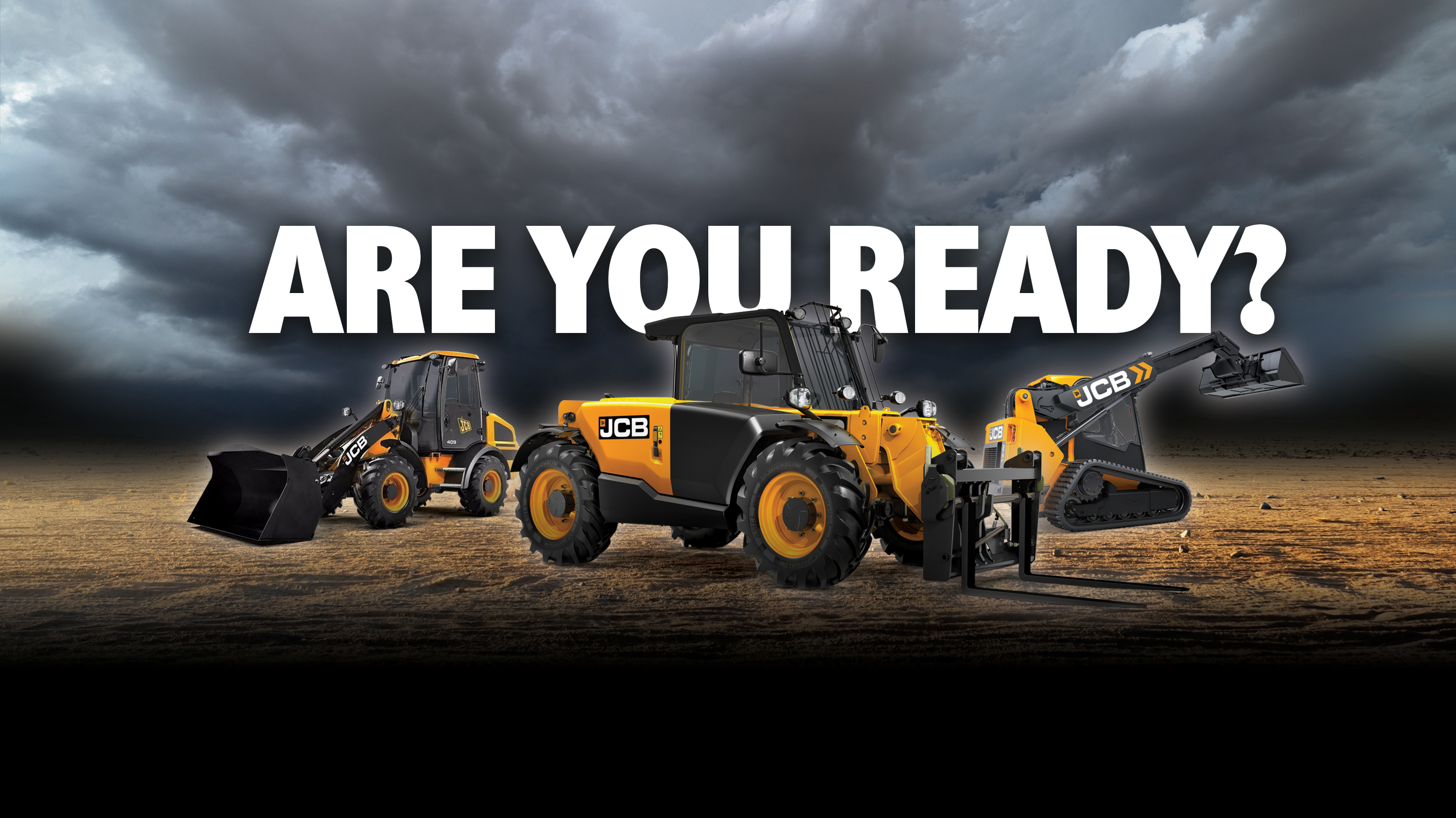 heavy equipment dealer Monk JCB