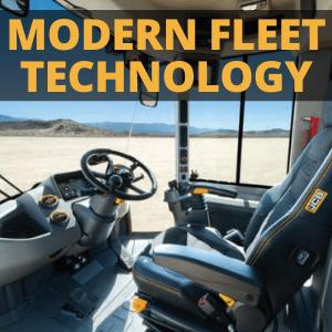 A Modern Fleet Technology for Heavy Construction Equipment