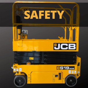 Safety is important with Heavy Construction Equipment
