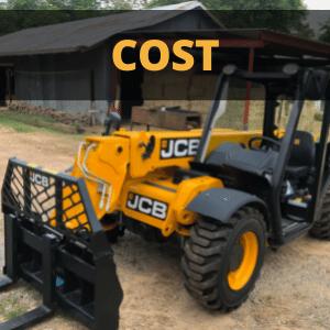 Cost of Heavy Construction Equipment