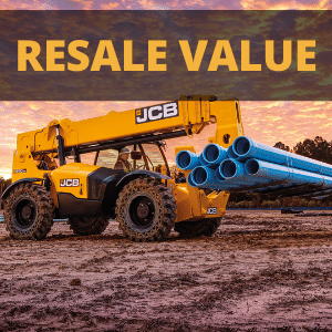 Resale Value of Heavy Construction Equipment